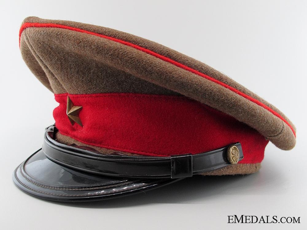 WWII Imperial Japanese Officer's Visor Cap