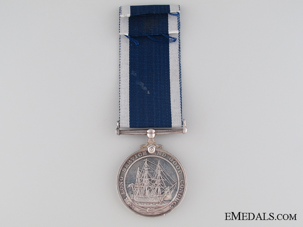 Royal Naval Long Service & Good Conduct Medal