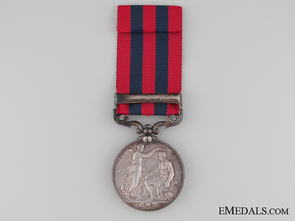 India General Service Medal 1854 to Arracan Local Battalion