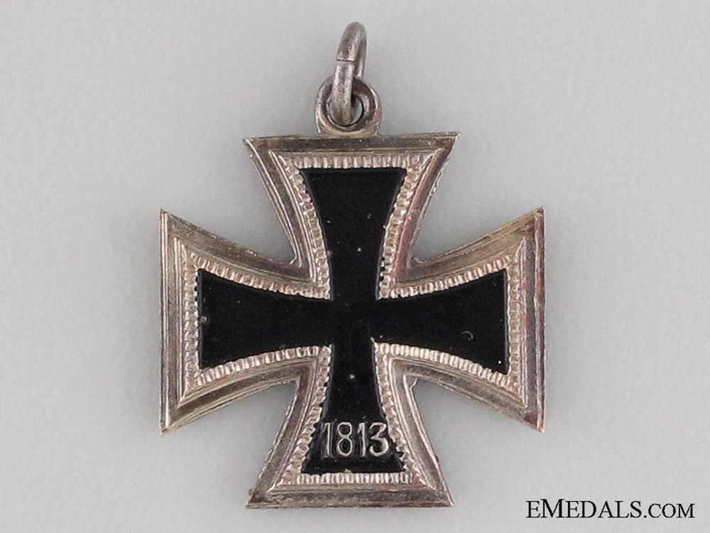 Miniature Iron Cross 2nd Class 1939