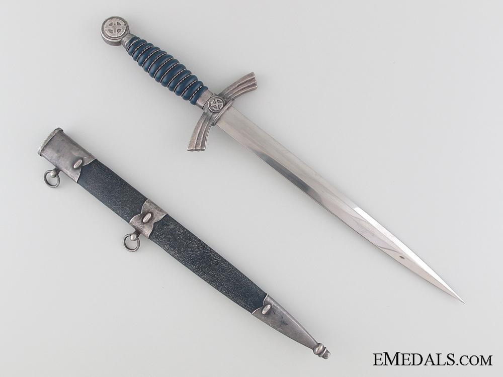 A Miniature 1st Model Luftwaffe Dagger