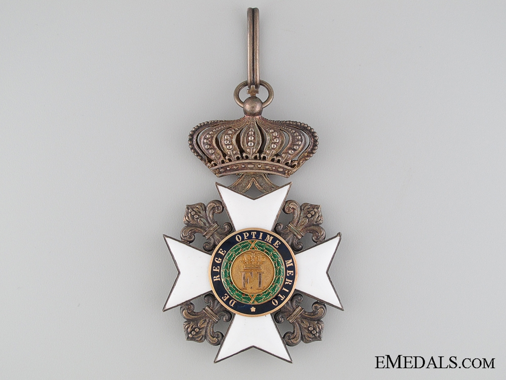 The Royal Order of Francis I; Kingdom of Two Sicilies