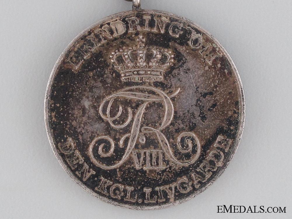Frederick VIII Jubilee Medal 1658-1908
