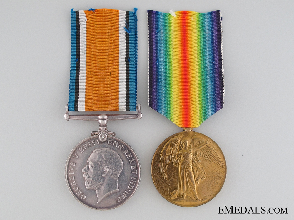 WWI Pierce Family British Group
