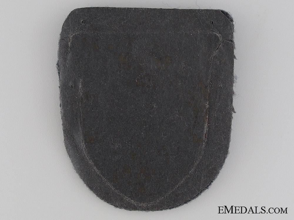 An Unissued Krim Shield
