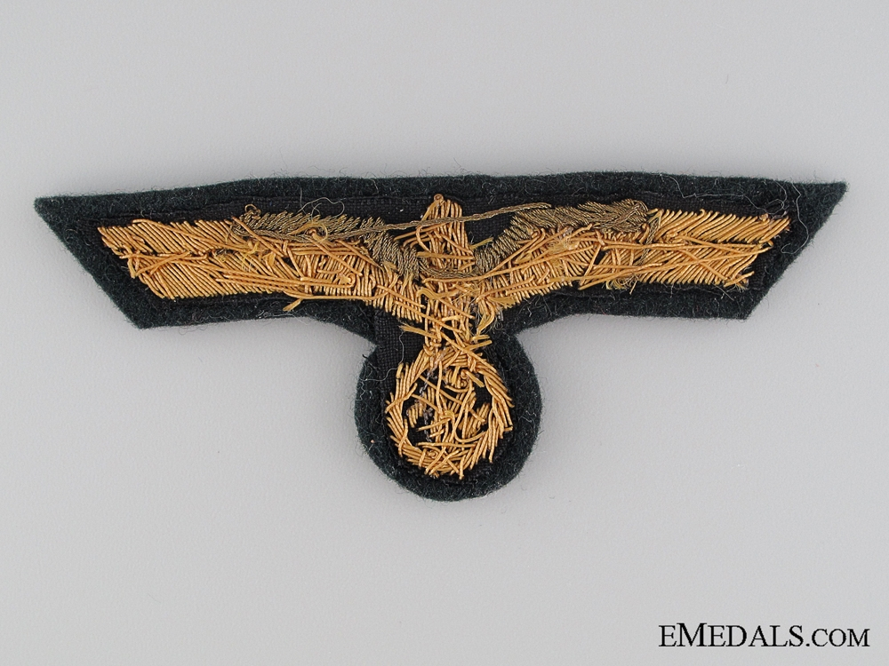 A Rare Second War Heer/Army General's Breast Eagle