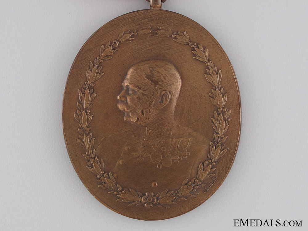 Austrian Imperial Medal for Care of Horses