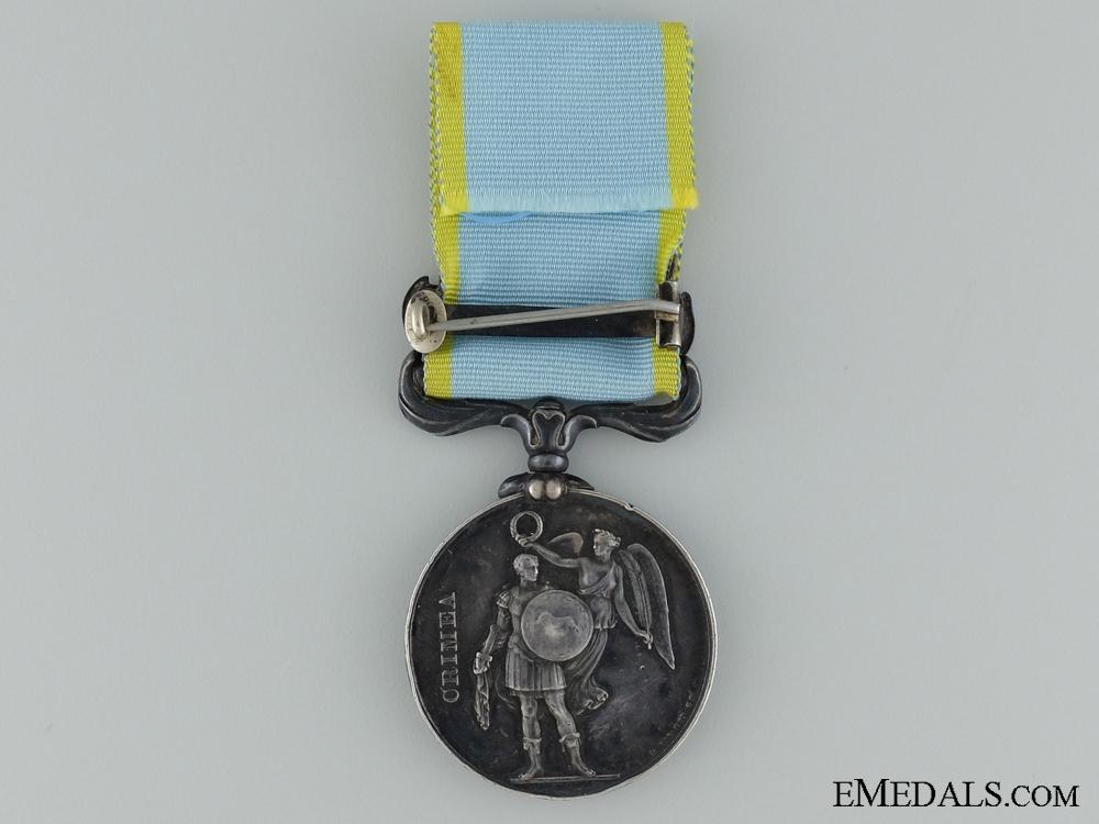 1854-56 Crimea Medal to Adam Davidson