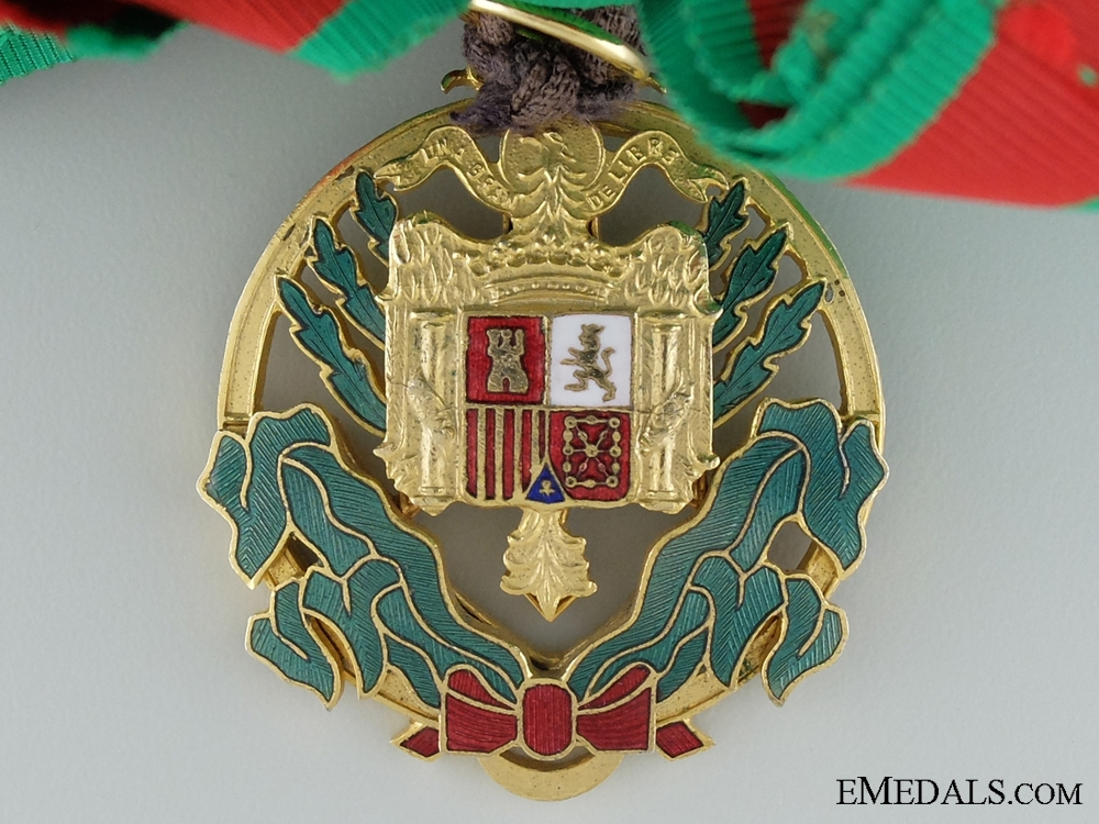 The Spanish Order of Africa