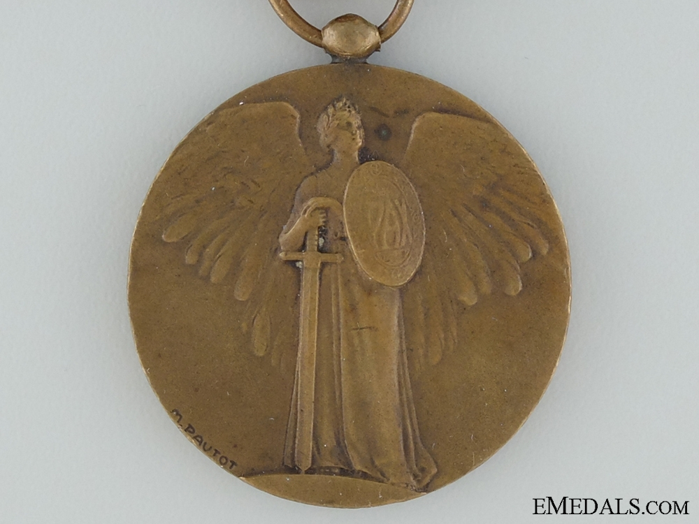 A WWI French Victory Medal