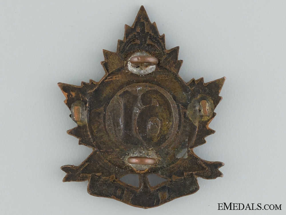 61st Battalion (Winnipeg) Cap Badge CEF