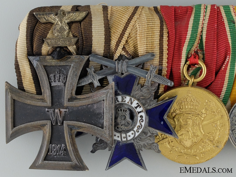 A First War Group of Seven Awards