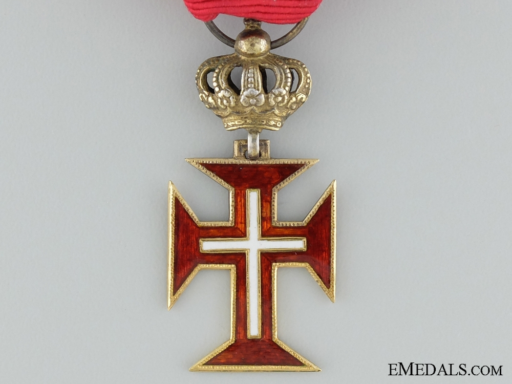 A Portuguese Military Order of Christ