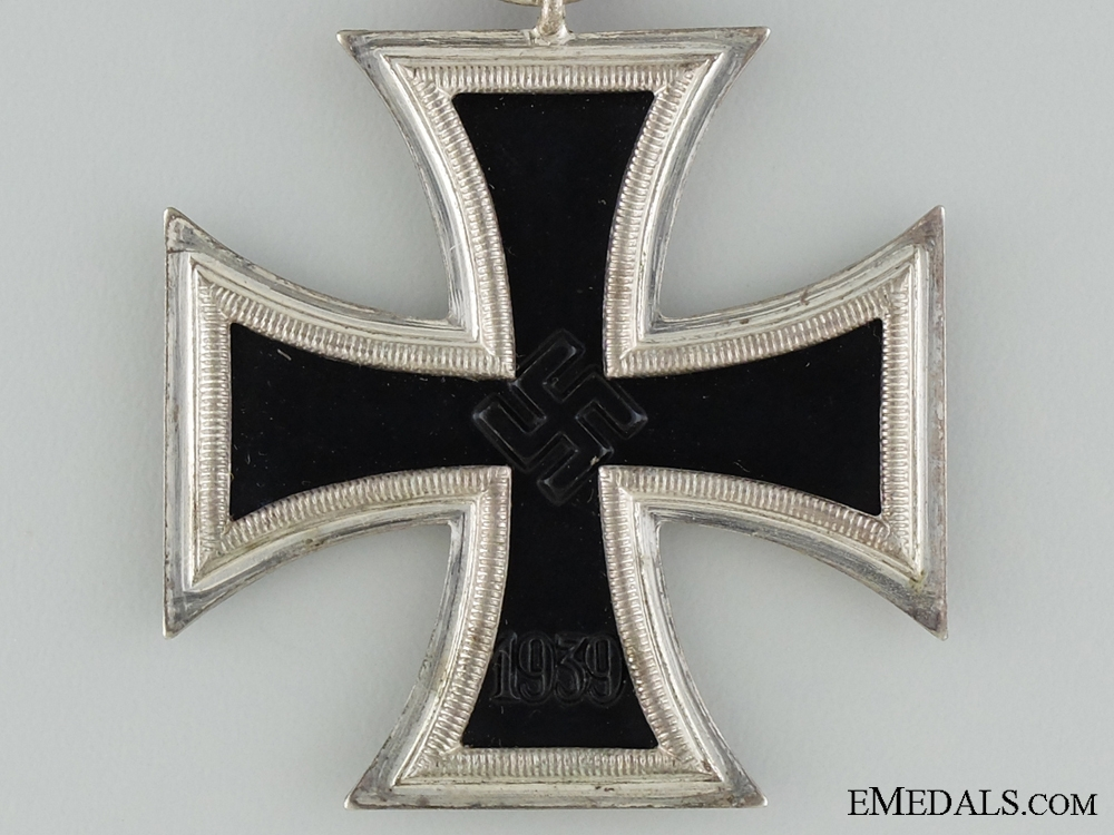 1939 Second Class Iron Cross by Schinkel