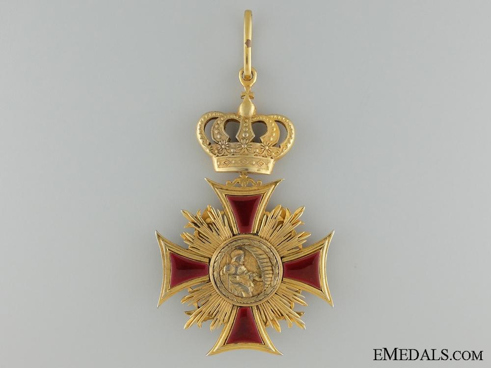 A Rare Ecclesiastical Order of White Eagle