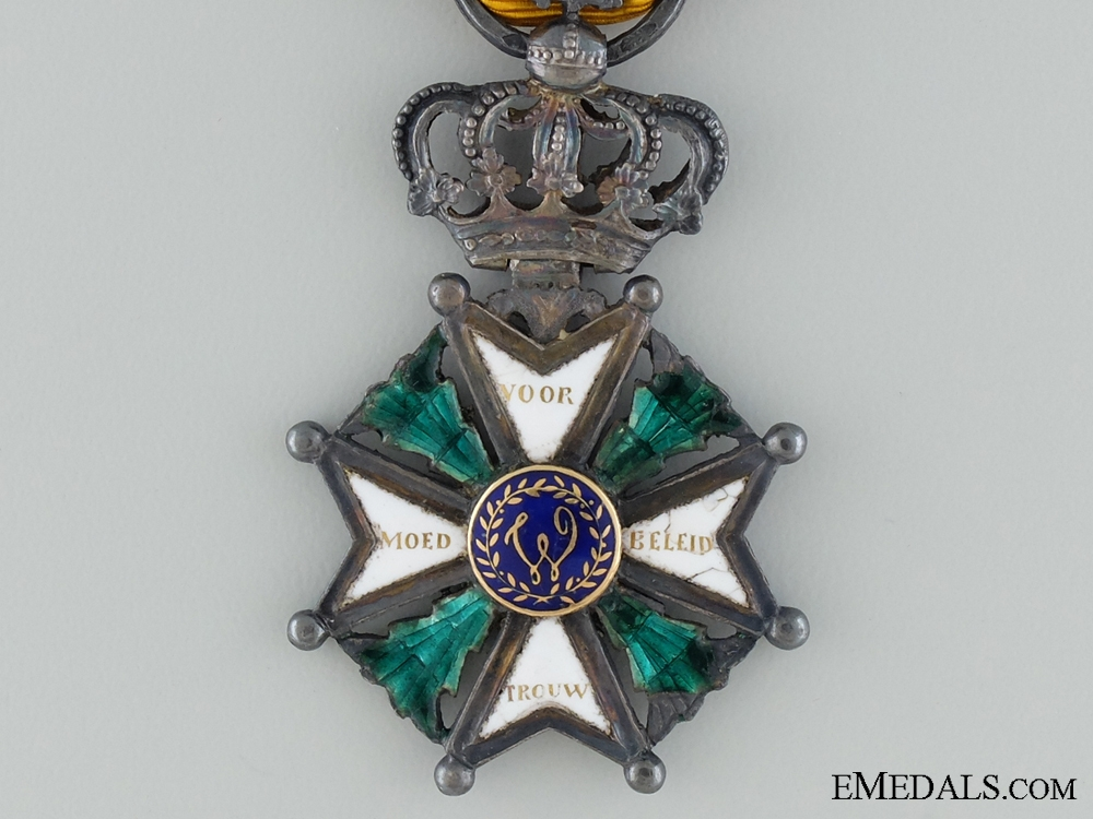 The Military Order of William; Fourth Class c.1820