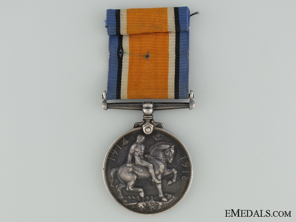 WWI British War Medal to the Royal Engineers