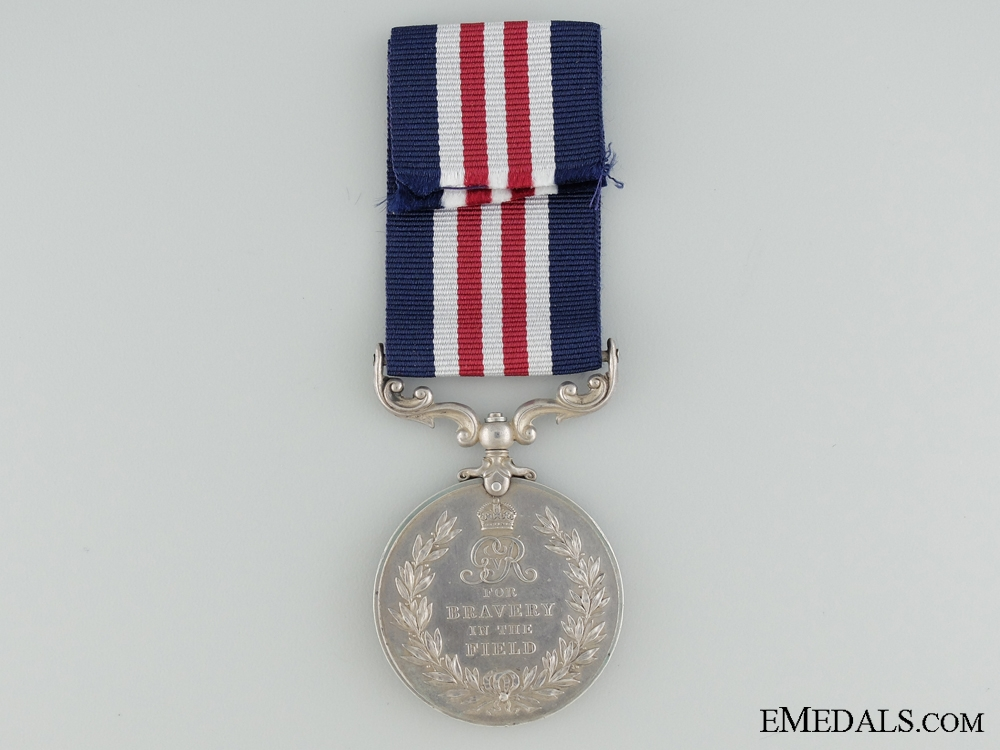 A WWI Military Medal to the Machine Gun Corps