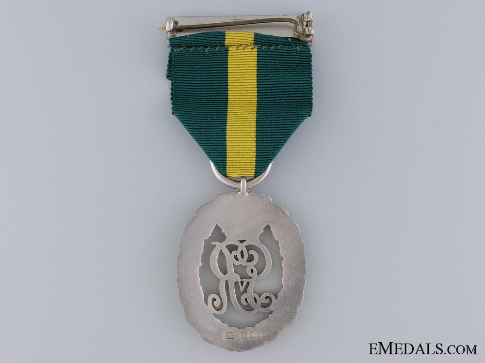A 1911 Territorial Decoration