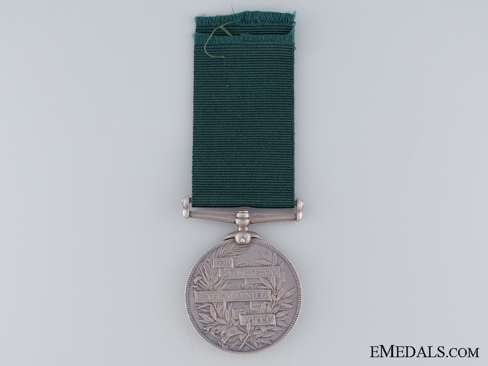 Volunteer Long Service and Good Conduct Medal to the 3rd Lanark Rifle Volunteers