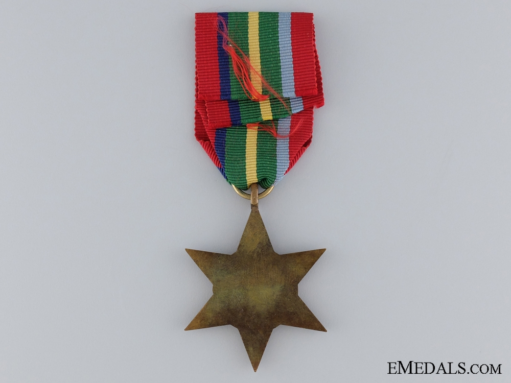 A Second War Pacific Star