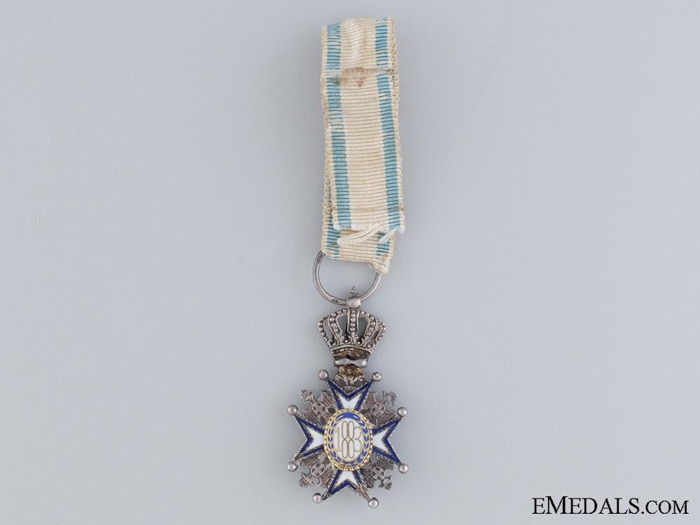 First War Serbian Order of St. Sava