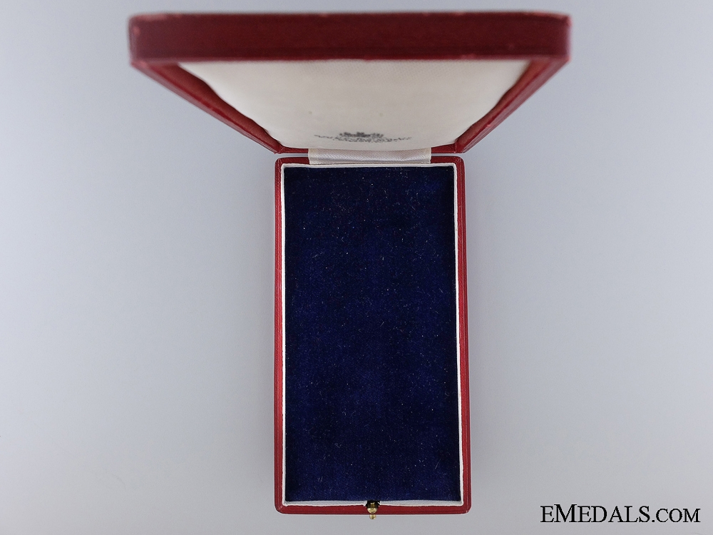 Order of the White Lion Case