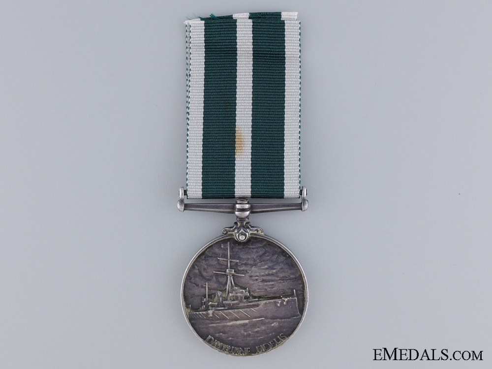 Royal Naval Reserve Long Service and Good Conduct Medal
