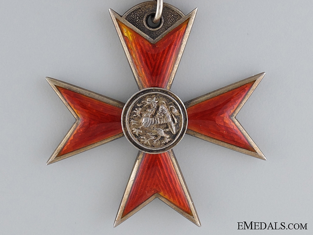 Order of the Griffin; Knight's Cross