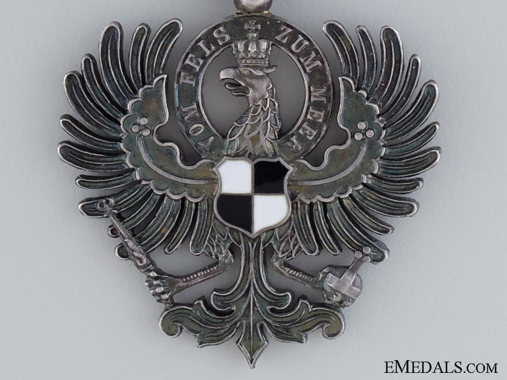Inhaber-Eagle Order of Hohenzollern