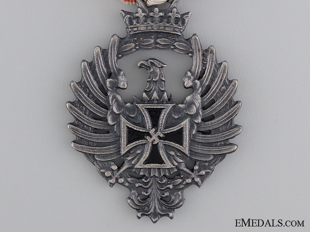 "A Spanish ""Blue Division"" Medal for Soldiers Serving in Russia"