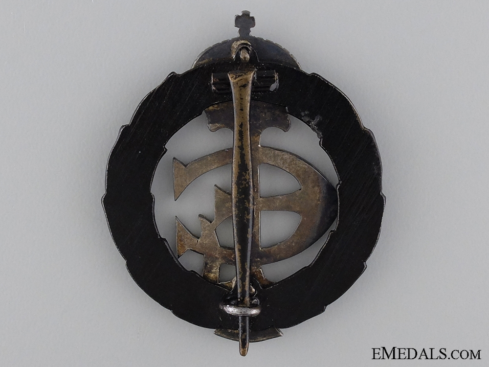 A Rare 1917 Iron War Merit Badge by Meybauer
