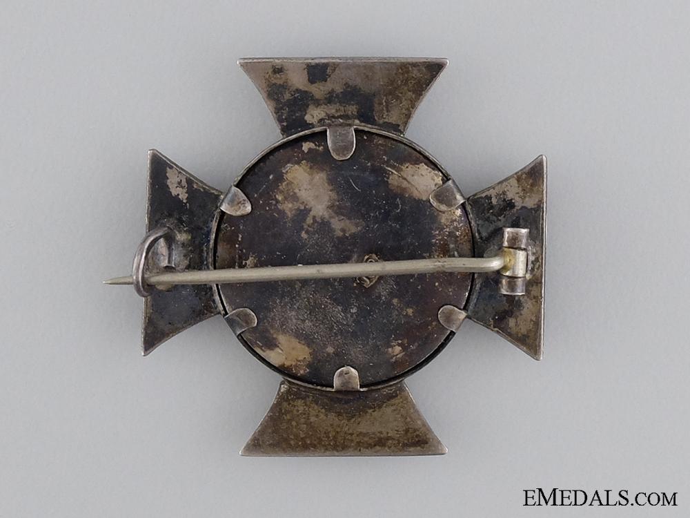 A WWI German Imperial Memorial Cross 1914