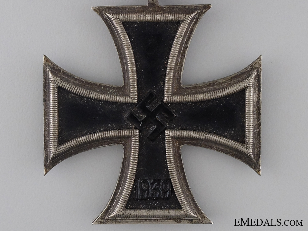 An Early Schinkel Iron Cross Second Class 1939