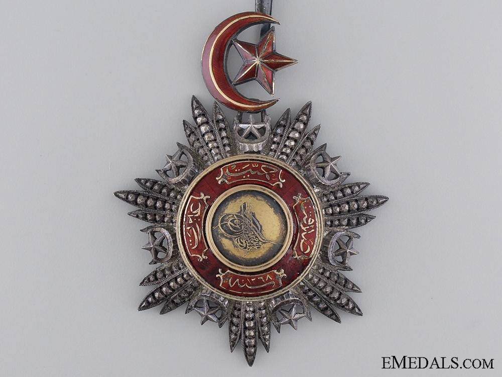 A First War Turkish Order of Medjidie; German Made