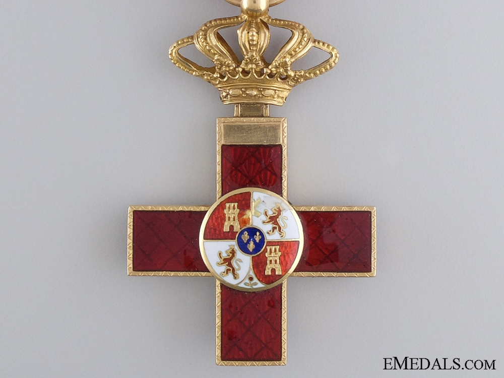 A Spanish Order of Military Merit