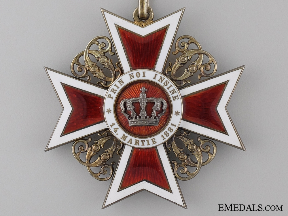 A Order of the Crown; Commander's by K. Fischmeister Vienna