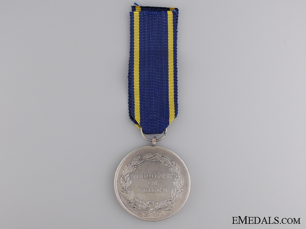 A Schwarzburg Sondershausen War Merit Medal 1914