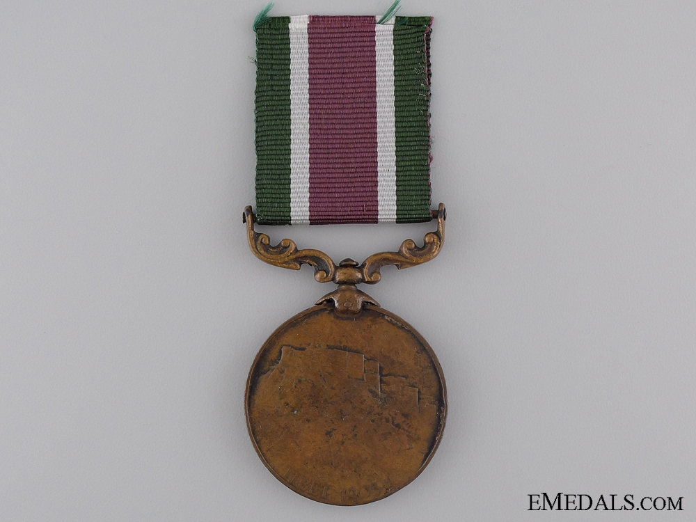 A 1905 Tibet Medal to the Cooley Corps; Bronze Issue