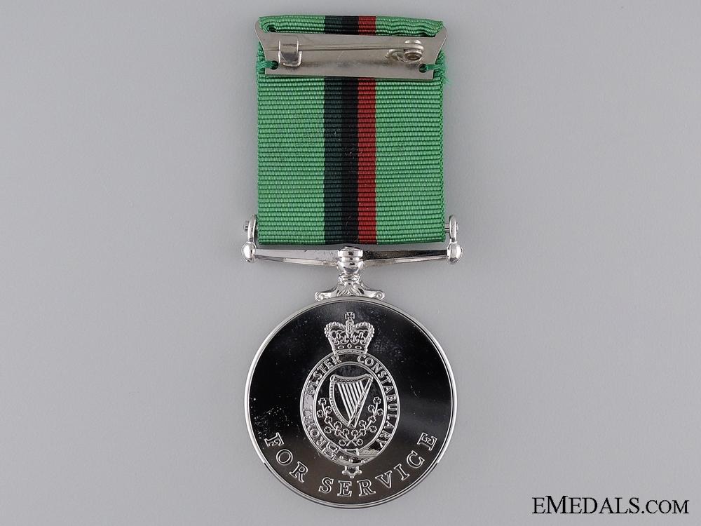 Royal Ulster Constabulary Service Medal