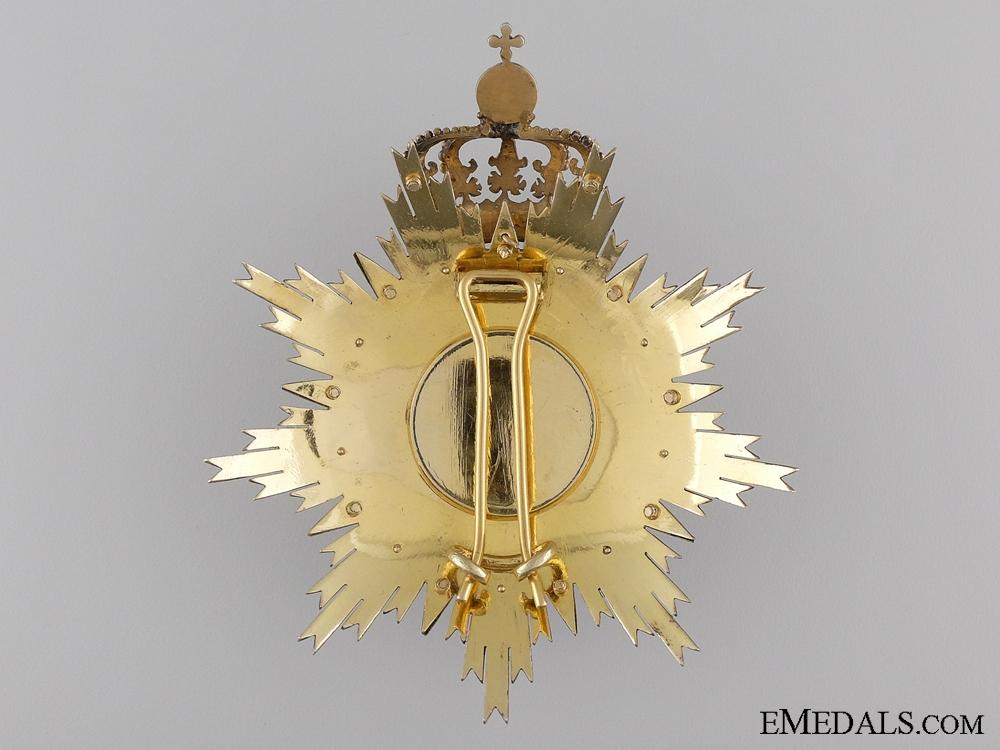 The Portuguese Order of Villa Vicosa; Grand Cross Star