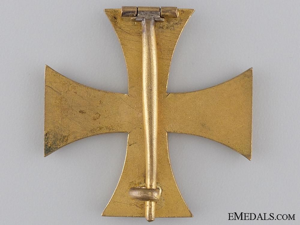 A Mecklenburg-Schwerin War Cross 1914 1st Class