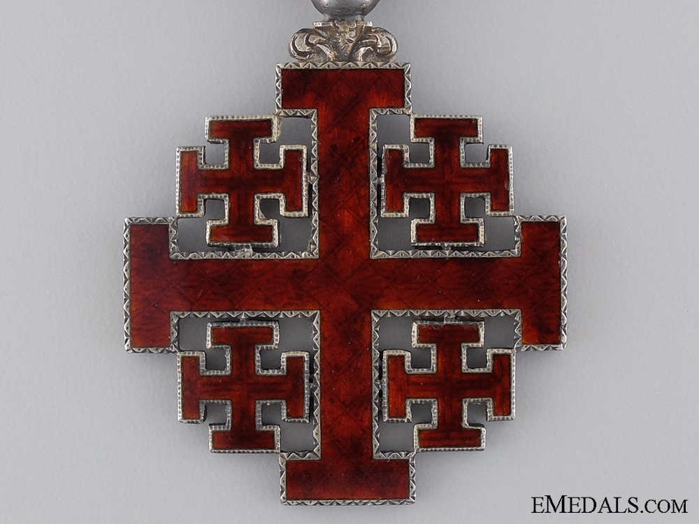 The Equestrian Order of the Holy Sepulchre of Jerusalem