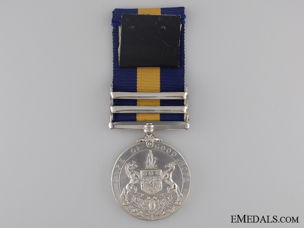 1880 Cape of Good Hope General Service Medal