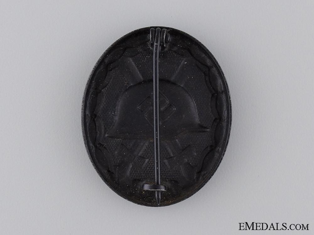 Wound Badge; Black Grade