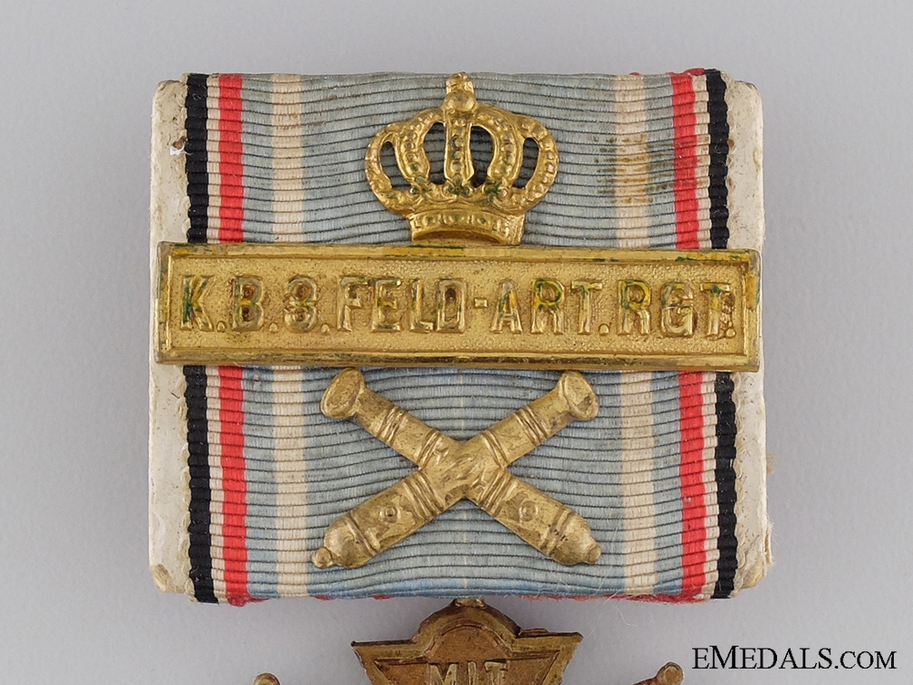 A German Imperial Regimental Artillery Commemorative Cross