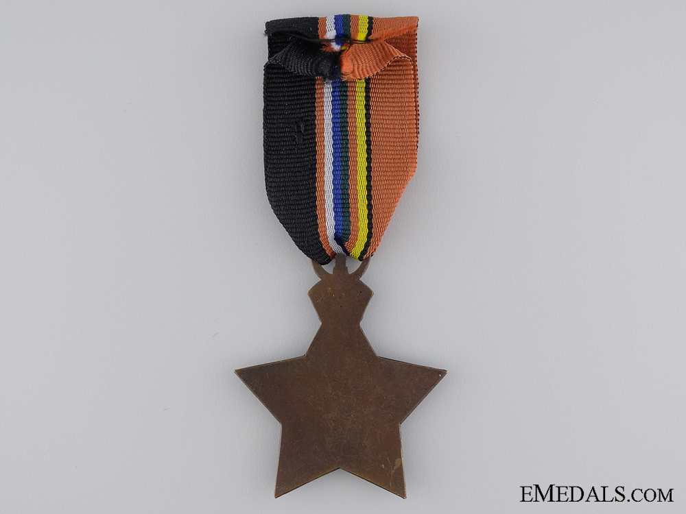 An Indian Victory Star 1939-1945; Balawalpur