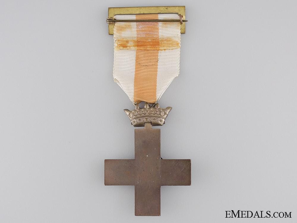 1936-1975 Spanish Cross for Military Constancy; Franco Era