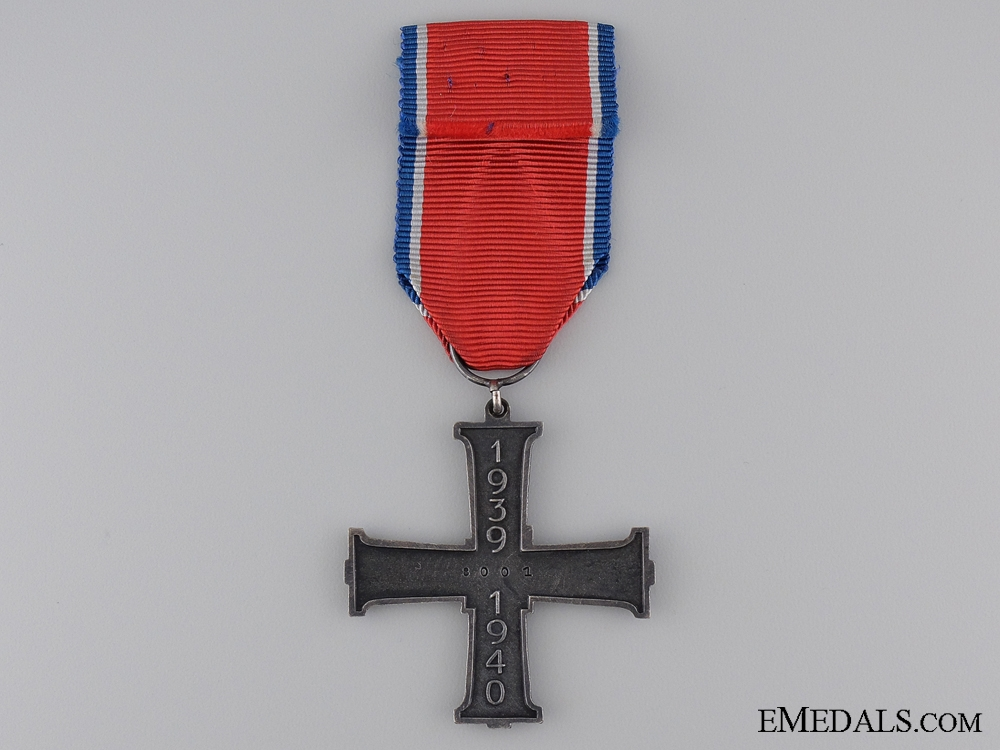 A 1939-1940 Finish Summa Cross