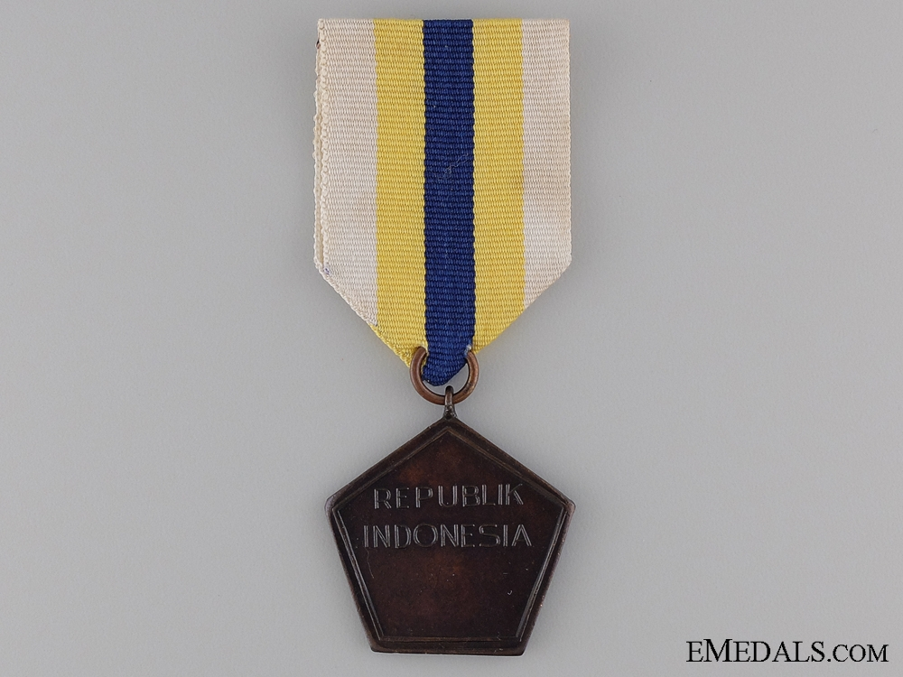 A Indonesian Teladan Service Medal